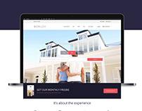 Borlüv - New Website