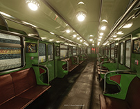 Old Subway Station