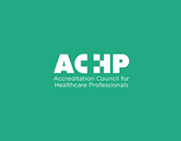 ACHP Branding & Website