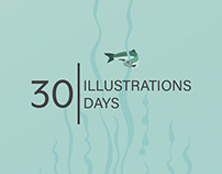 30 Illustrations, 30 Days