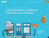 Adclub STL Website