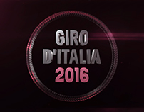 Giro d'Italia 2016 - The Route Presentation