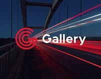 Gallery. Branding. Logo