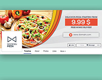Fast Food Shop Facebook Cover