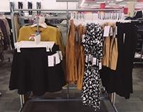 Visual Merchandising - Apparel at Target