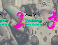 Flyers difusión / #NiunaMenos