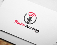 Logo design for bd client radio station