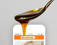 Mniammniam- Webdesign e-Commerce