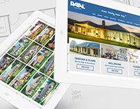 PAAL Kit Homes Website