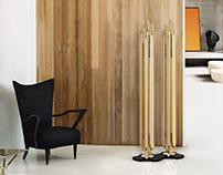DelightFULL standing lamp| INSPIRATIONAL BRUBECK!