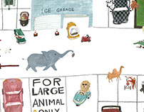 An Ideal Zoo - Picture book (Unpublished)