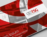 TSG Brochure Design