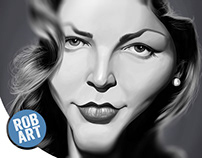 Celebrity Sunday - Lauren Bacall