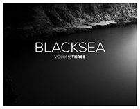 Blacksea Volume Three: Monochrome Seascapes