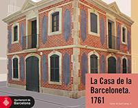 La Casa de la Barceloneta 1761