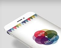 WPP Intern App concept 2013