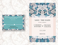 Wedding invitations / side project