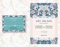 Wedding invitations / side project