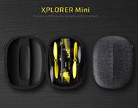 XIRO-迷你小飞机包装盒设计(个人原创设计)
