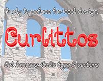 Curlittos Curly Font