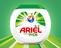 Ariel Power Pods x Brands&People