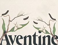 AVENTINE | Free Oldstyle Typeface