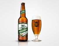 Maghnus Beer Mockup