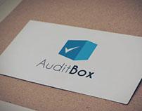 Audit Box logo Concept