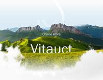 Vitauct - online store
