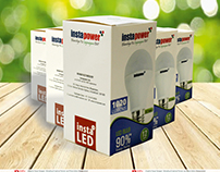 LED Bulb Packaging, India