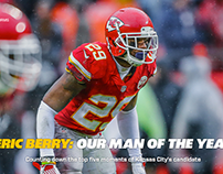 Chiefs Safety Eric Berry Man of the Year Longform