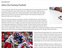 DrAllenChi.com - Allen Chi's Website