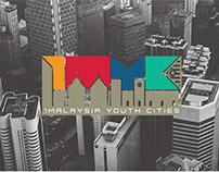 1Malaysia Youth Cities Logo