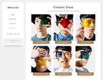Melbourne - Minimal, Elegant and Responsive HTML/CSS Te