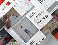 Website For ADS Packaging