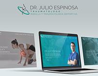 Web Site - Dr. Julio Espinosa