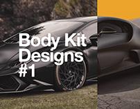 Body Kit Designs #1