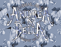 Logo - Andrea & Bella Animal Art