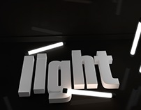 Global Illumination (3d render - lights)
