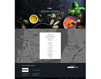 Homepage Designs