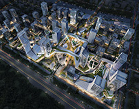 10 DESIGN | China Resources' Hengqin Wanxiang World