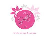 Sunita's Bridal Wear Branding