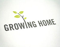 Growing Home Brand, Brochure & Website