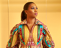 Stylista Ghana for Vlisco