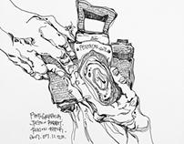 2017.03.30.thu. Drawing. Pen