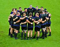 RWC - Tonga v New Zealand