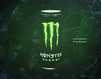 Unofficial Moster Energy poster