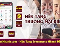 Nền tảng TMĐT là gì? Hướng dẫn mua bán hàng online
