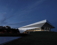 MAYU architects/ Gymnasium of S.Z.M.C.