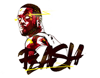 The Flash: Dwyane Wade